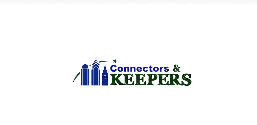 Connecters and Keepers logo